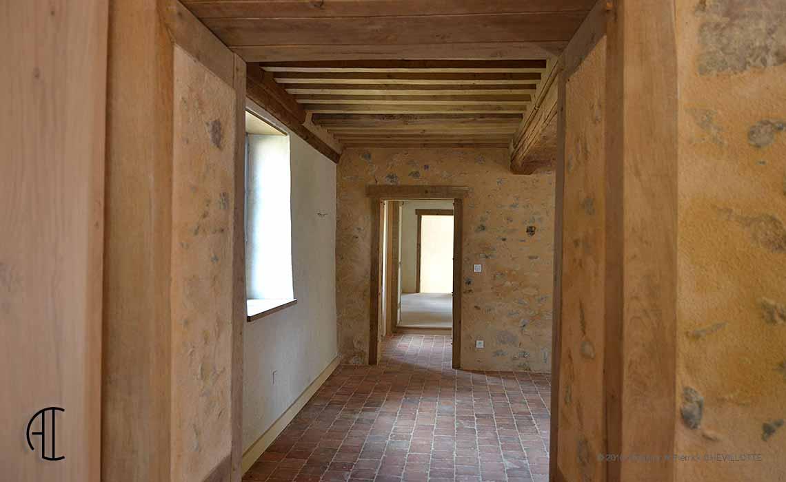 Isolation vieille maison bricoleur isolation combles for Lampe exterieur ancienne
