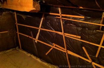 pourquoi isoler du pis avec une laine de verre est inappropri. Black Bedroom Furniture Sets. Home Design Ideas