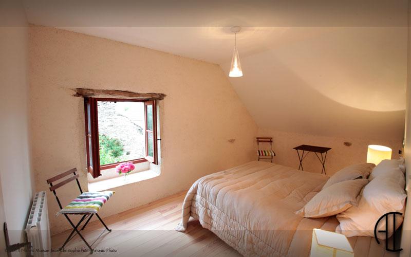 Architecture d 39 int rieure en r gion lyonnaise - Salle de bain a la chaux ...