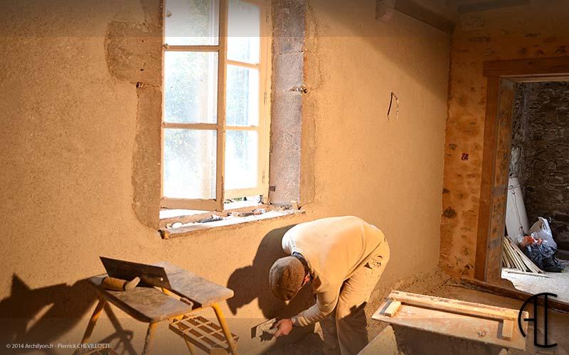 Restauration patrimoniale en bourgogne - Transformer une maison ancienne ...