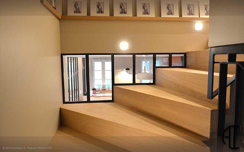 R habilitation d 39 une maison secondaire en bresse - Maison secondaire cotiere avec vue katch ...