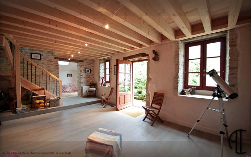 Photo interieur maison ancienne - Photo renovation maison ancienne ...