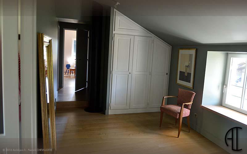 Visite privée d\'une longère à Bourg-en-Bresse | Archilyon.fr