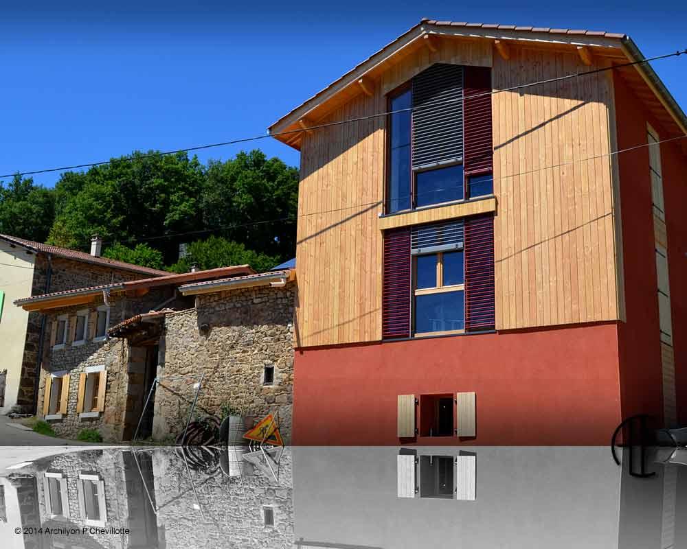 R novation thermique basse consommation de l habitat for Conseil isolation maison ancienne