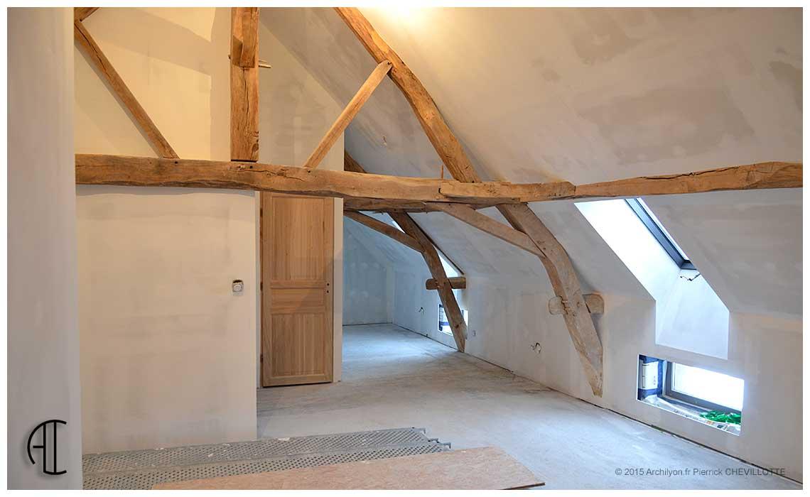 Les tapes d une isolation thermique r ussie en toiture for Fermacell salle de bain