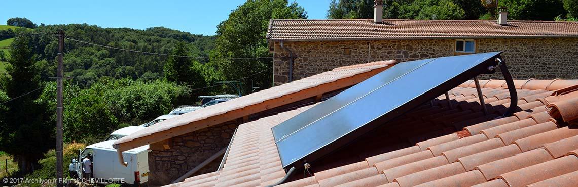 Vers la maison autonome du projet la r alit - Maison autonome energetiquement ...