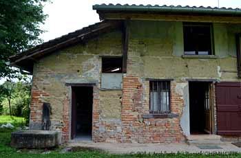 isolation maison en pisé