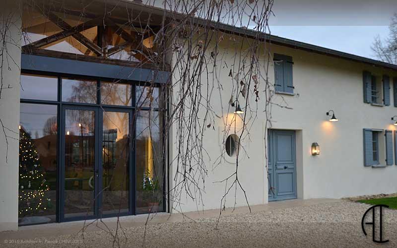 Habitation Rénovée En Bresse